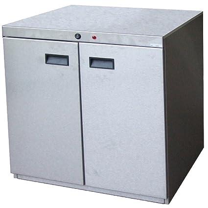 Falcon Pro-Lite Pedestal Hot Cupboard 650(h) x 600(w) x 550(d)mm Power Type 230V, 13A