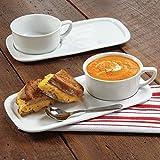 CHEFS Soup & Sandwich Set, 4-pieces