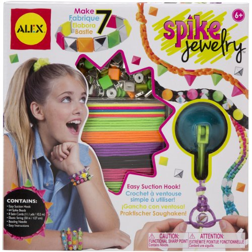 ALEX Toys Do-it-Yourself Wear Spike Bracelets Kit - 1