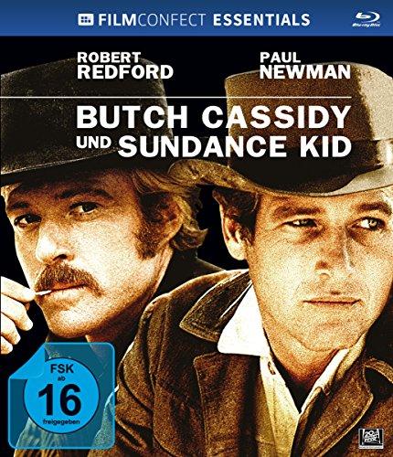 Butch Cassidy und Sundance Kid - Lim. Mediabook (+CD) (+ Kinoplakat) [Blu-ray]