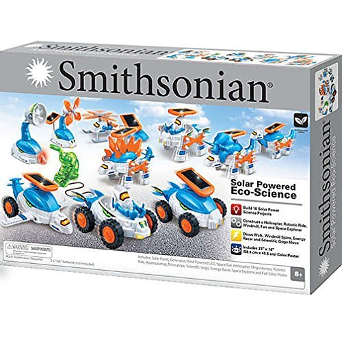 Smithsonian Eco Science (Smithsonian Motor compare prices)
