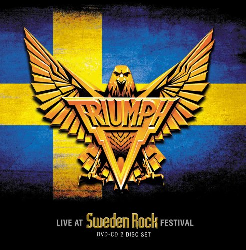 Triumph - Live at the Sweden Ro