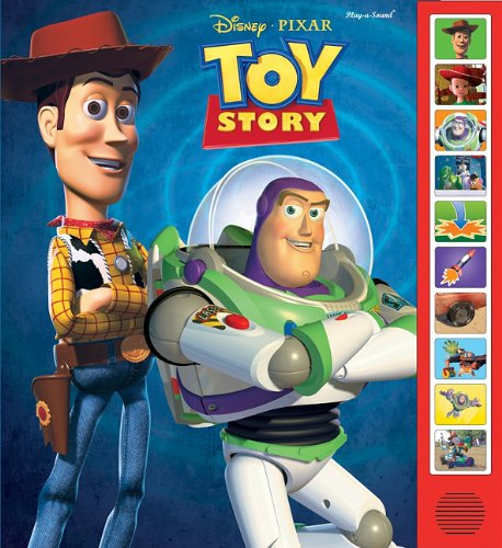 Play a Sound Toy Story (Little Sound Book)