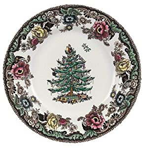 Spode Christmas Tree Grove 10-Inch Dinner Plate