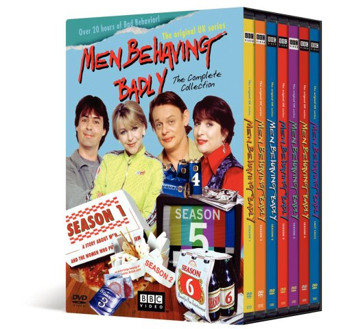Men Behaving Badly: Complete Collection [DVD]