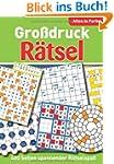Gro�druck-R�tsel: Spannender R�tselsp...