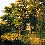R.シュトラウス:ホルン協奏曲第1番&第2番