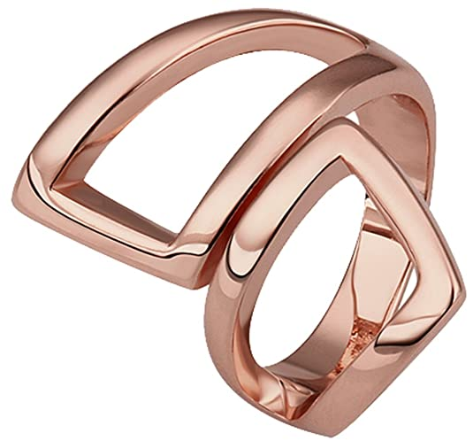 Generic Women's Line Wedding Ring Size 11 Color Gold