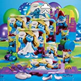 Smurfs Deluxe Party Kit (8 guests) Child
