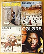 COLORS Magazine (various issues) by United…