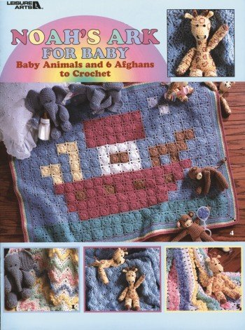 Noah'S Ark For Baby - Crochet Patterns front-1001660