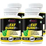 StBotanica Garcinia Burn+ (With Garcinia, Raspberry Ketones, Green Tea, Grape Seed) 5 In 1 Ultra For Weight Management...