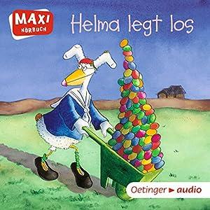 Helma legt los Hörbuch