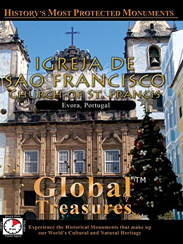 Global Treasures IGREJA DE SAO FRANCISCO Church of St Francis Porto, Portugal