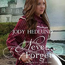 Never Forget: Beacons of Hope, Book 5 Audiobook by Jody Hedlund Narrated by Becky Doughty