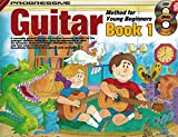 img - for CP18322 - Guitar Method for Young Beginners Bk 1 Bk&CD&DVD (Progressive Young Beginners) book / textbook / text book
