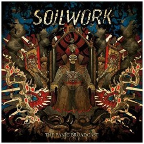 The Panic Broadcast (+dvd) by Soilwork (2010) Audio CD
