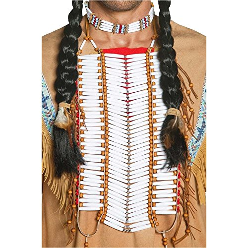 Authentic Western Indian Breastplate - One Size