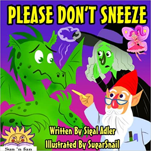 "Children's book""PLEASE DON'T SNEEZE"":Bedtime story, Kids fiction eBook, Beginner readers collection (values)Funny, Rhymes(read along)Early learning, Preschool ... Bedtime & Dreaming beginner readers)"