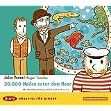 20.000 Meilen unter dem Meer, Audio-CD