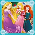 Ravensburger Disney Princess 3 x 49 Piece Puzzle