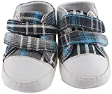 Lilsta Baby Boys' Blue Sneakers- 0-6mth