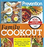 img - for Family Cookout Cookbook (Prevention Magazine Special) book / textbook / text book