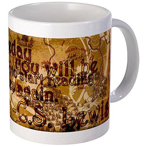 CafePress - C.S. Lewis Quote - Unique Coffee Mug, 11oz Coffee Cup (Cs Lewis Quote Mug compare prices)