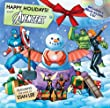 Happy Holidays! from the Avengers: Featuring the Voice of Stan Lee! (Marvel: Avengers)