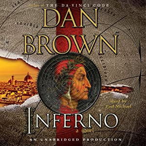 Inferno: A Novel Audiobook