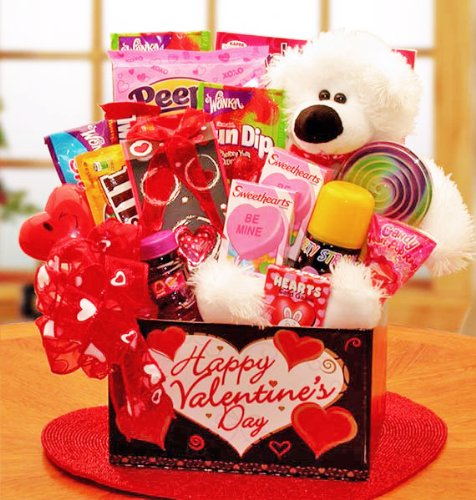 You're Beary Huggable Kids Valentine's Gift Box