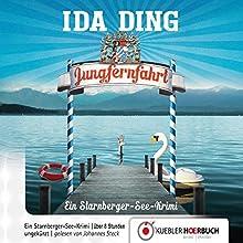 Jungfernfahrt: Ein Starnberger-See-Krimi (       ungekürzt) von Ida Ding Gesprochen von: Johannes Steck