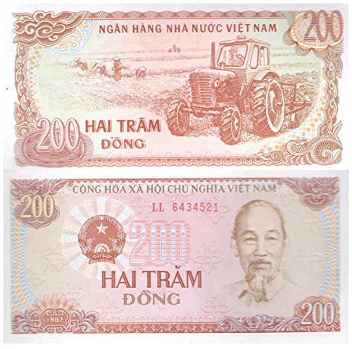 vietnam-paper-banknote-for-collectors-200-dong-1987-unc-condition-perfect-quality