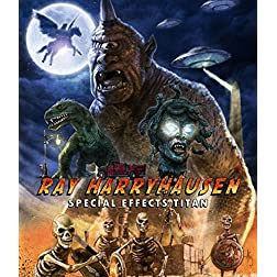 Ray Harryhausen: Special Effects Titan [Blu-ray]