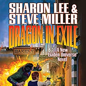 Dragon in Exile Audiobook