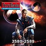 Perry Rhodan: Sammelband 19 (Perry Rhodan 2580-2589) | Christian Montillon,Leo Lukas,Arndt Ellmer,Frank Borsch,Wim Vandemaan