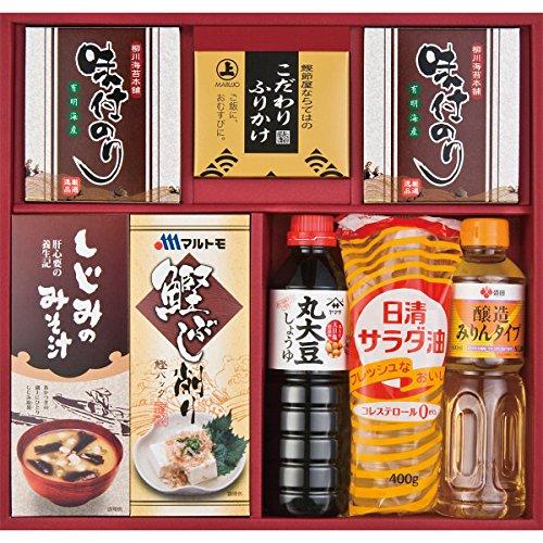 文蛤味噌汤和调味多种设置 15-2929年-100