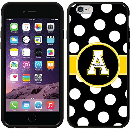 Appalachian State Designs On Black Iphone 6 Switchback Case