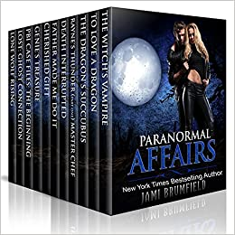 Paranormal Affairs by Jami Brumfield