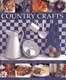 img - for Country Crafts: Kitchen - Pantry - Decoration - Style book / textbook / text book