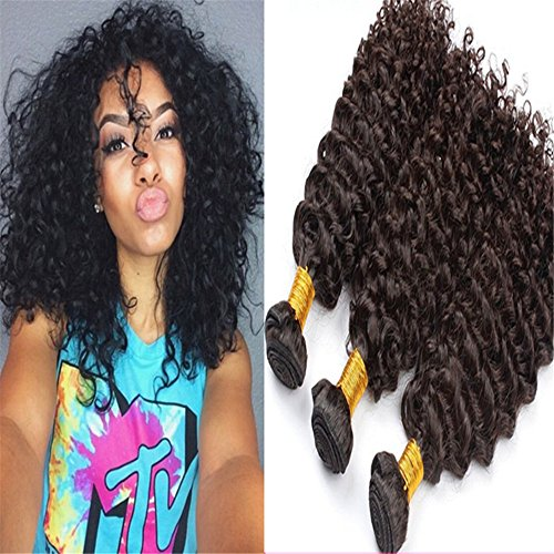 E-forest-hair-Weave-For-Women-7A-Virgin-100-Brazilian-Remy-Human-Hair-WeftWeave-Extension-Curly-Natural-Black-Color-3-Bundles-300g-SD-02-Size-10-10-10