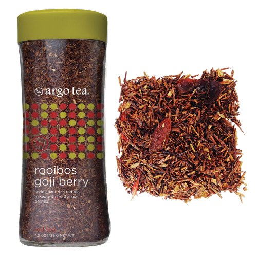 Rooibos Goji Berry Loose Leaf Tea - 4.5Oz