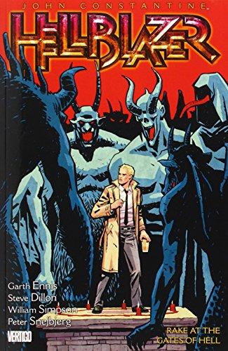 John Constantine, Hellblazer 8: Rake at the Gates of Hell