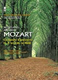 img - for Music Minus One Bb Clarinet or A Clarinet: Mozart Clarinet Concerto in A, KV622 (Book & CD) book / textbook / text book