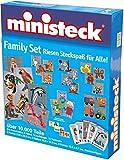 Ministeck 31425 Family-Set 10.000 Teile Pixel Puzzle hergestellt von Ministeck
