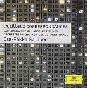 Henri Dutilleux : Correspondances