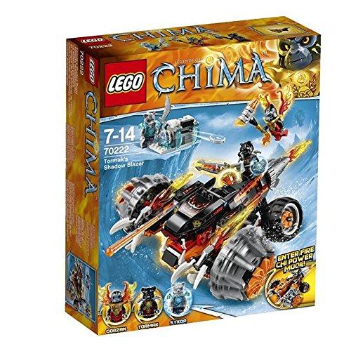 LEGO Chima 70222 - La Moto Ombra di Tormak
