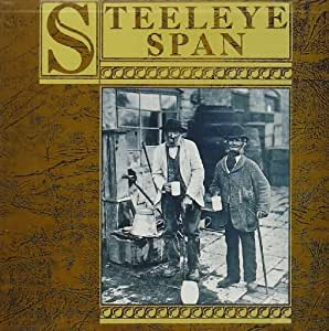 STEELEYE SPAN - TEN MAN MOP