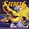 The Secret 6 #4: The Golden Alligator Audiobook by Robert J. Hogan Narrated by  full cast