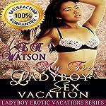 My First Ladyboy Sex Vacation: Ladyboy Erotic Vacations Series, Book 1 | E.H. Watson